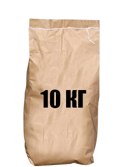Paper bag of 10 kg