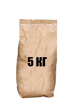 Paper bag of 5 kg