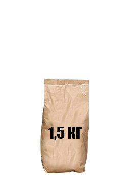 Paper bag of 1.5 kg