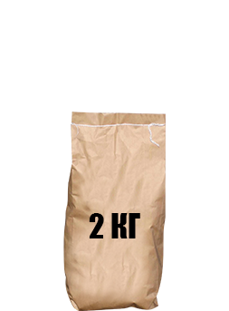 Paper bag of 2 kg
